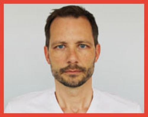 Geschäftführer Oliver Thiel