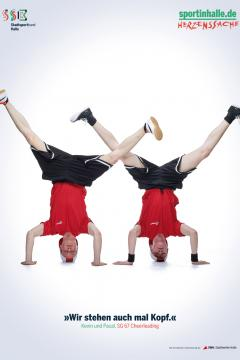 SG 67 Cheerleading