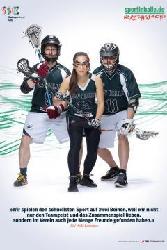 USV Halle Lacrosse