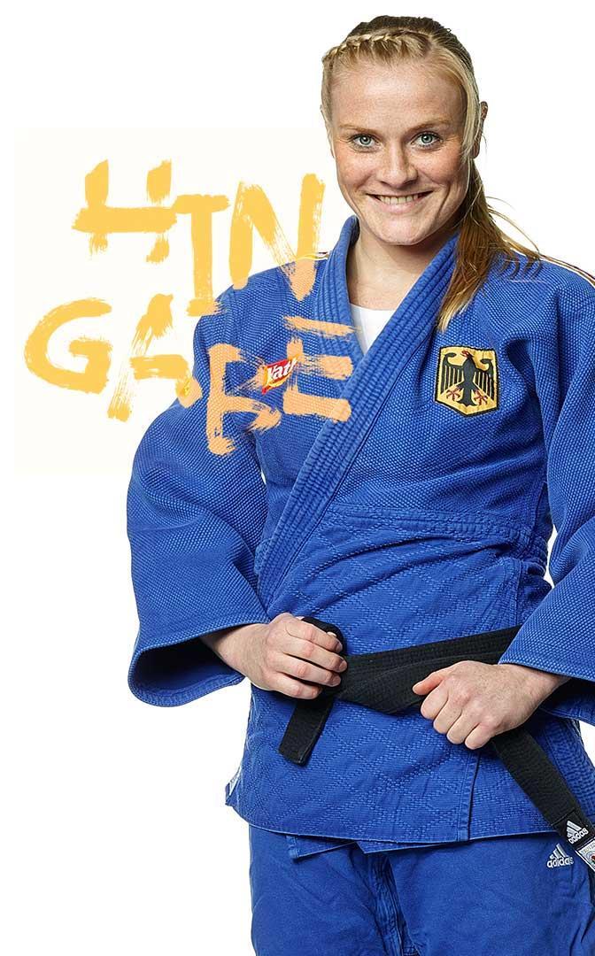 Luise Malzahn - Halles Sportlerin des Jahres 2015