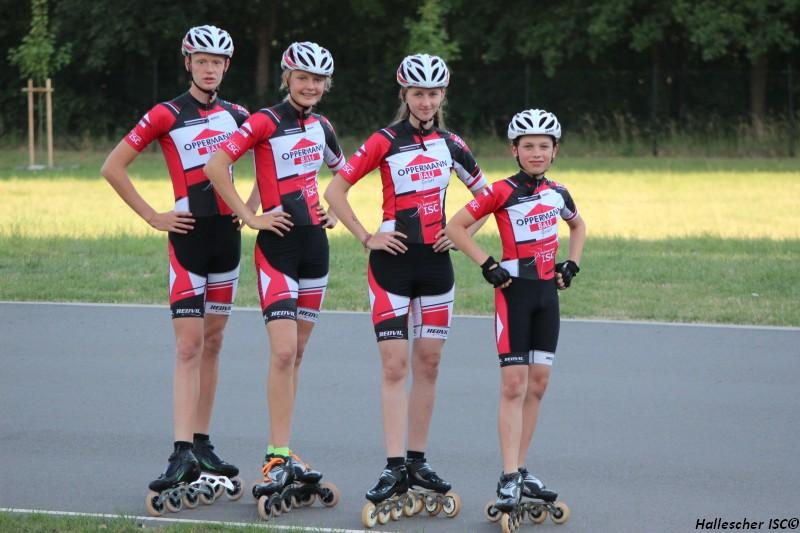 Teammitglieder Speedteam Oppermann Bau - HISC