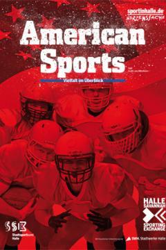 "Sportmagazin ""American Sports"""