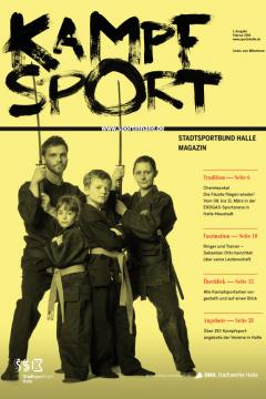"Sportmagazin ""Kampfsport"""