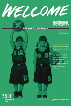 "Sportmagazin ""Welcome"""