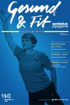 """Sportmagazin """"Gesund & fit"""""""