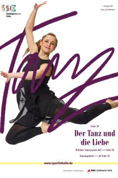 """Sportmagazin """"Tanz"""""""