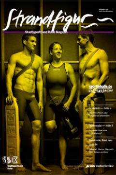 "Sportmagazin ""Strandfigur"""
