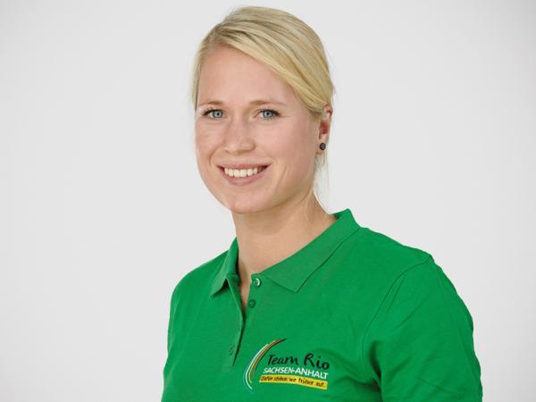 Julia Lier - Halles Sportlerin des Jahres 2014
