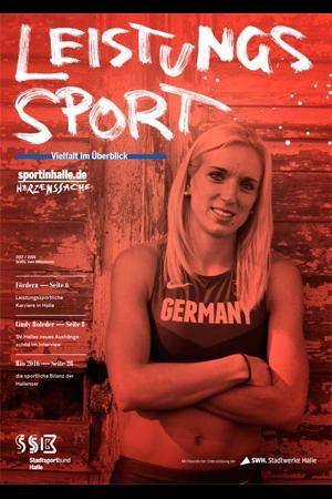 """Sportmagazin """"Leistungssport"""""""
